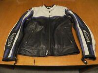 Triumph ladies leather jacket