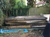 Large shed available - FREE!