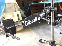 GIBRALTAR DRUM RACK - £150