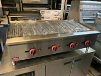 NEW BBQ KEBAB PERI PERI CHICKEN STEAK GRILL CATERING COMMERCIAL KITCHEN SHOP