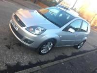 2008 Ford Fiesta -£30 road tax- Diesel 1.4- MOT