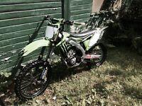 Kxf 450 2012 bargain !!!!!!!!! BARGAIN