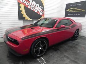 2013 Dodge Challenger R/T *Cuir*Toit*ac*Mags*