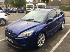 Ford focus st 2 facelift mountune edition 2009 not ford focus st3 turbo rs sport