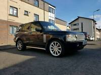 Range Rover Vogue may swap or px
