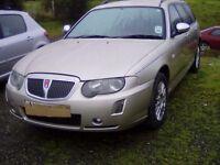 Rover 75 Diesel Estate ( 2.0 CDTi BMW diesel engine )
