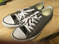 Converse All Star Trainers.. Grey.. Size 5.5.