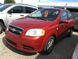2007 Chevrolet Aveo LS CALL 519 485 6050 CERT AND E TESTED