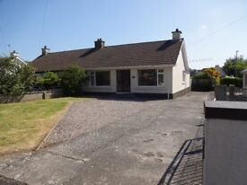 3 bedroom bungalow in a great location.
