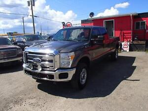 2011 FORD F-350 SD XLT CREW CAB 4WD Prince George British Columbia image 10