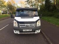 Ford Transit Recovery+Pick Up 79k Low Miles No VAT