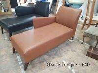 Chaise Longues for Sale. CHEAP