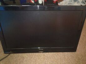 "Technika 22"" lcd TV with remote"