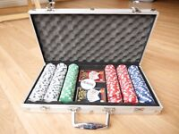 ProPoker Professional 300 Chip Poker Set