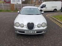 2002 Jaguar S-Type 2.5 V6 SE 4dr Automatic @07445775115
