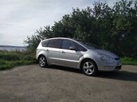 Ford S-Max Titanium (57 plate), 7 seats, 2L Automatic, Leather, fresh MOT+Service