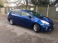Blue Toyota Prius Plus! Genuine low mileage! Fresh Import - Uber ready! FREE road tax!!