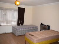 Spacious double room available in February, Whitehawk