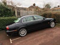 Jaguar stype 2.7 diesel v6 automatic very good conditionin