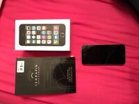 Used Apple iPhone 5S 32GB with free screen protectors