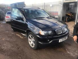 BMW X5 for breaking 2001 (51)