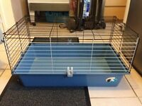 Small guinea pig cage
