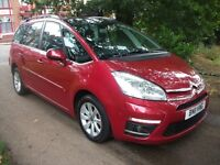Citroen Grand C4 Picasso 1.6 HDi 16v VTR+ 5dr 1 OWNER CAR FULL SERVICE HISTORY 7 SEATER 7 SEATER