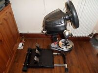 Thrustmaster T300RS FFB Wheel incl Upgraded Pedal Set, Shifter, Wheelstand Pro all AS NEW