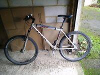 Trek 4300 Hardtail Mountain Bike With Extras
