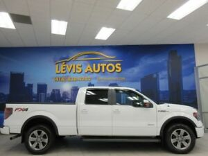 2014 Ford F-150 FX4 4X4 V-6 3.5 LITRES ÉCOBOOST CUIR GPS