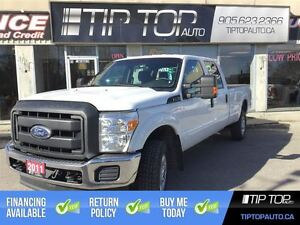 2011 Ford F-350 XL ** Crew Cab, Long Box, 4X4, 1 Tonne **