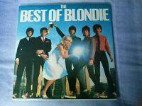 Best of Blondie Vinyl LP.