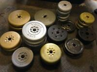 Weights, various