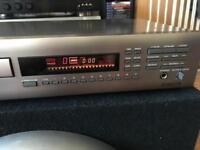Yamaha natural Sound CD player hifi separates