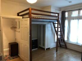 Own shower and kitchen. Really good size. Great location