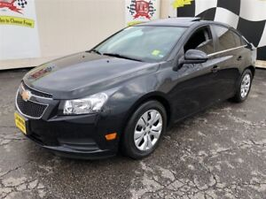 2014 Chevrolet Cruze 1LT, Automatic, Sunroof, Only 35, 000km