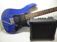 Ibanez Gio Electric Guitar & Amp Set