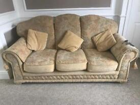 3pc SUITE - sofa and 2 chairs