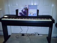 yamaha ypp-200 full size digital piano