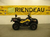 2011 Can-Am Outlander Max 800 XT-P
