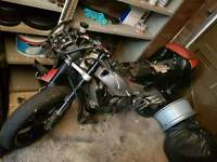 Aprilia rs 125 spares/repairs