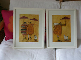Delightful French style prints - Dereham location