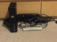 Xbox 360, kinect and 360 universal remote