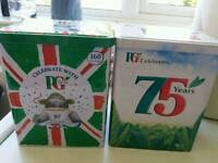 PG tips tins