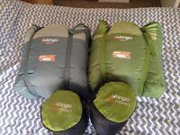 Vango Sleeping Bags & Aero Compact Self Inflating Mats