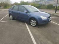 FORD FOCUS GHIA 1.6 1 YEARS MOT NO ADVISERS
