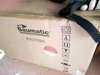 Baumatic PV372SS island extractor