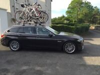 BMW Bike Carrier and Roof Racks