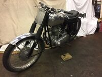 BSA B31 1956, Trials Trim, Historic Vehicle MOT & Road Tax Exempt