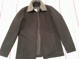 SUIT jacket wool size S